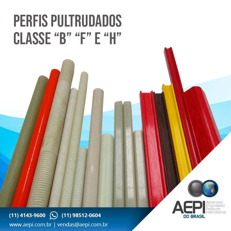 PERFIS PULTRUDADOS